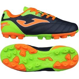 Buty piłkarskie Joma Toledo Fg Jr TOLJS.703.22 czarny czarne