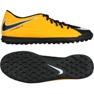 Buty piłkarskie Nike HypervenomX Phade Iii Tf M 852545-801 czarne czarny, żółty