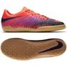 Buty halowe Nike Hypervenom Phelon Ii Ic M 749898-845 pomarańczowy, fioletowy pomarańczowe
