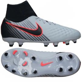 Buty Nike Magista Onda Ii Df Fg Jr 917776-400 niebieskie wielokolorowe