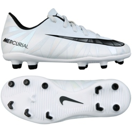 Buty piłkarskie Nike Mercurial Vortex Iii CR7 Fg Jr 852494-401