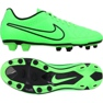 Buty piłkarskie Nike Tiempo Rio Fg M zielone