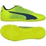 Buty halowe Puma Adreno Iii It M 10404709 żółty zielone