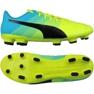 Buty piłkarskie Puma evoPOWER 4.3 Fg wielokolorowe