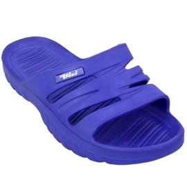 Klapki Aqua-Speed W Vena niebieskie