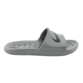 Klapki Nike Sportswear Kawa Shower M 832528-010 szare
