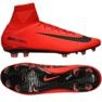 Buty piłkarskie Nike Mercurial Veloce Iii czerwone