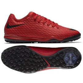 Buty piłkarskie Nike HypervenomX Finale czerwone
