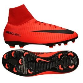 Buty piłkarskie Nike Mercurial Victory Vi czerwone