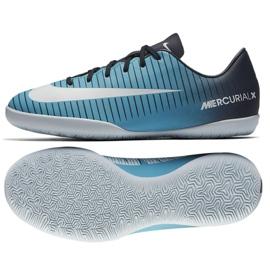 Buty halowe Nike Mercurial Vapor Xi Ic Jr 831947-404