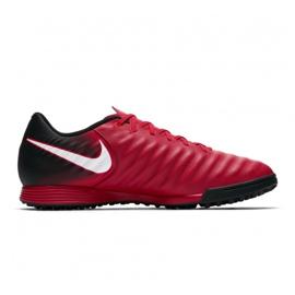 Buty piłkarskie Nike TiempoX Ligera Iv czerwone