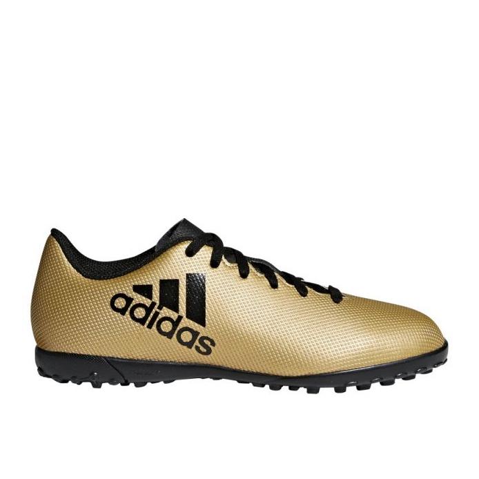 Buty piłkarskie adidas X Tango 17.4 Tf złoty