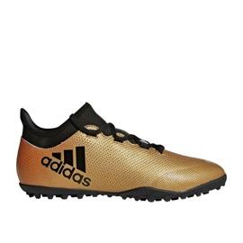 Buty piłkarskie adidas X Tango 17.3 Tf M CP9135 wielokolorowe złoty