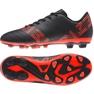 Buty piłkarskie adidas Nemeziz 17.4 FxG Jr CP9206 czarne