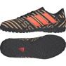 Buty piłkarskie adidas Nemeziz Messi Tango 17.4 Tf Jr CP9217 czarne