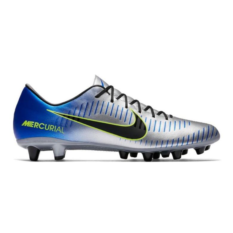 Buty piłkarskie Nike Mercurial Victory Vi niebieskie