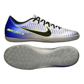 Buty halowe Nike MercurialX Victory Vi Neymar Ic M 921516-407 szare szare