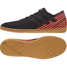 Buty halowe adidas Nemeziz Tango 17.4 czarne