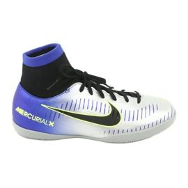 Buty halowe Nike Mercurial Victory 6 Df Njr Ic Jr 921491-407 wielokolorowe szare