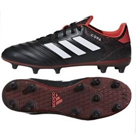 Buty piłkarskie adidas Copa 18.3 Fg M CP8953 czarne czarne