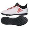 Buty piłkarskie adidas X Tango 17.3 Tf Jr CP9025 białe biały