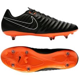 Buty piłkarskie Nike Tiempo Legend 7 Academy M AH7250-080 czarne czarne