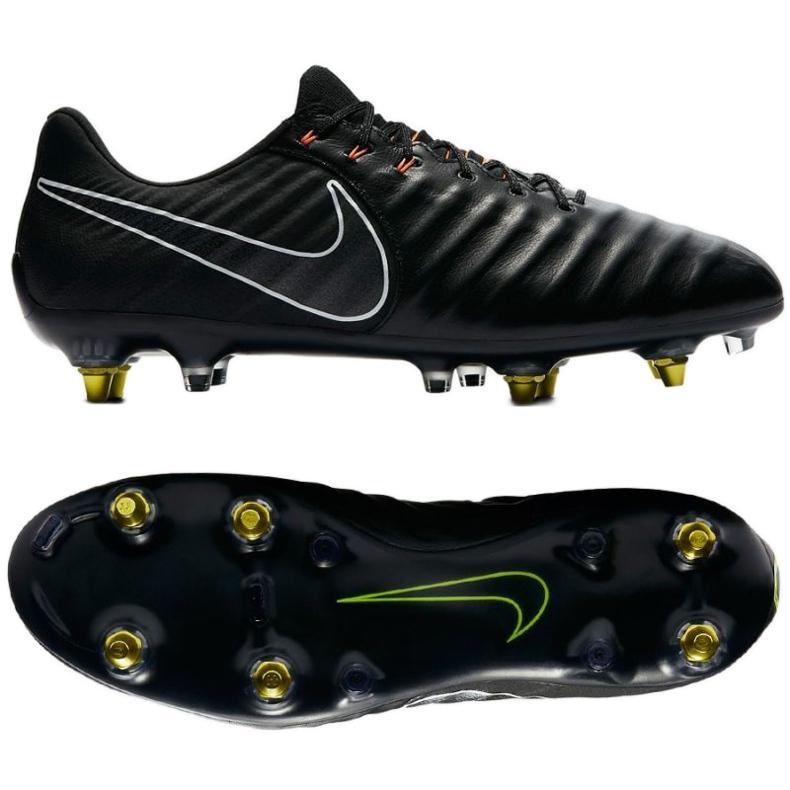 Buty piłkarskie Nike Tiempo Legend 7 czarne