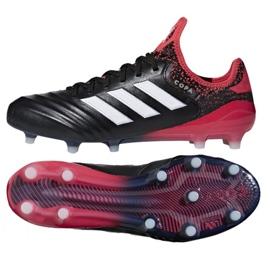 Buty piłkarskie adidas Copa 18.1 Fg M czarne