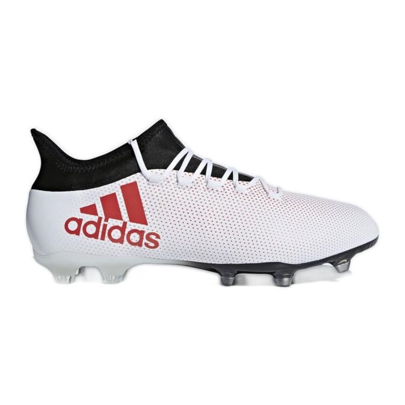Buty piłkarskie adidas X 17.2 Fg M CP9187 wielokolorowe wielokolorowe