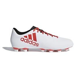 Buty piłkarskie adidas X 17.4 FxG M CP9196 wielokolorowe białe