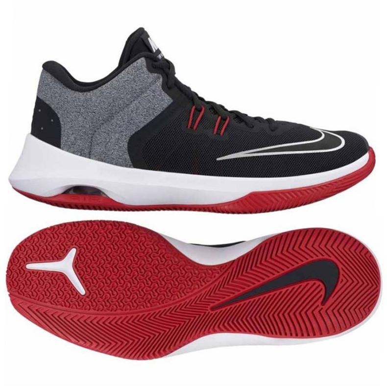 Buty koszykarskie Nike Air Versitile II M 921692-002 wielokolorowe