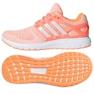 Pomarańczowe Buty biegowe adidas energy cloud V W CP9517