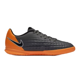 Buty halowe Nike Magista ObraX 2 Club IN Jr AH7316-080 szare