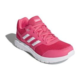 Różowe Buty biegowe adidas Duramo Lite 2.0 W CG4054