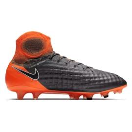 Buty piłkarskie Nike Magista Obra 2 Elite szare