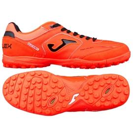 Buty piłkarskie Joma Top Flex 807 Tf M TOPS.807.TF czerwone czerwony