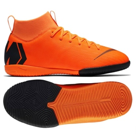 Buty halowe Nike Mercurial SuperflyX 6 Academy Gs Ic Jr AH7343-810