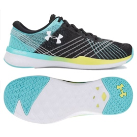 Buty treningowe Under Armour Threadborne Push Tr W 1296206-003 wielokolorowe