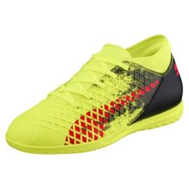 Reebok Buty piłkarskie Puma Future 18.4 It Jr 104337 01