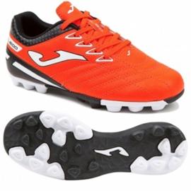 Buty piłkarskie Joma Toledo Junior TOLJS.806.24 czerwone wielokolorowe