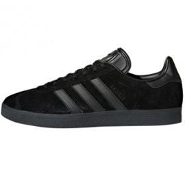 Czarne Buty adidas Originals Gazelle M CQ2809