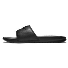 Czarne Klapki Nike Benassi Jdi M 343880-001