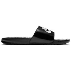 Czarne Klapki Nike Benassi Jdi M 343880-015