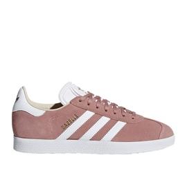 Różowe Buty adidas Originals Gazelle W CQ2186