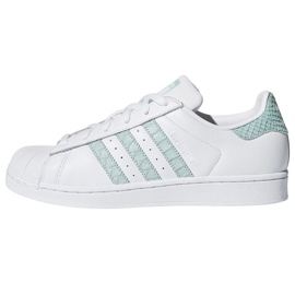 Białe Buty adidas Originals Superstar W CG5461