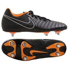 Buty piłkarskie Nike Legend 7 Club Sg M AH8800-080-S czarne czarne