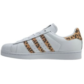 Białe Buty adidas Originals Superstar W CQ2514