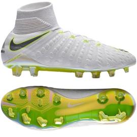 Buty piłkarskie Nike Hypervenom Phantom 3 Elite Dynamic Fit FG M AJ3803-107 białe