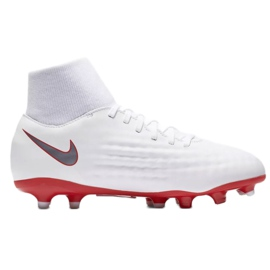 Buty piłkarskie Nike Magista Obra 2 Academy Df Fg Jr AH7313-107