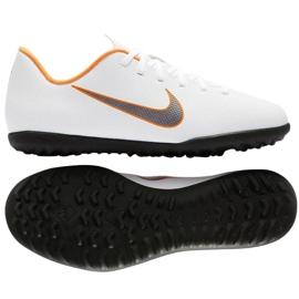Buty piłkarskie Nike Mercurial VaporX 12 club Tf Gs Jr AH7355-107
